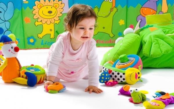 развивающие игры для малыша 10 месяцев