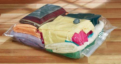 вакуумные мешки для хранения одежды