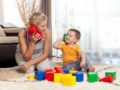 Речевое развитие ребенка