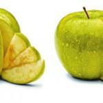 почему яблоки темнеют на срезе