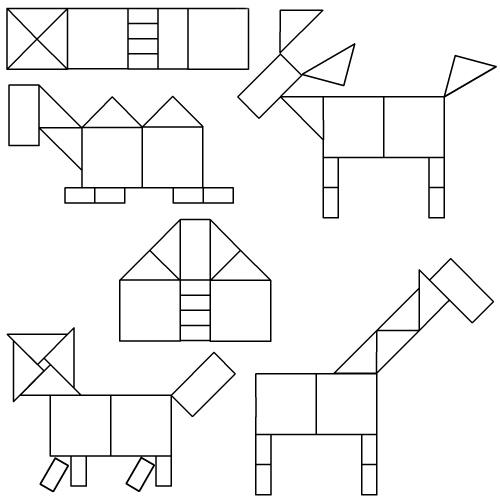 монгольская головоломка