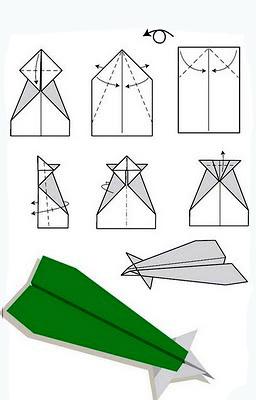 Как сделать самолет высоко летающий бумаги фото 736