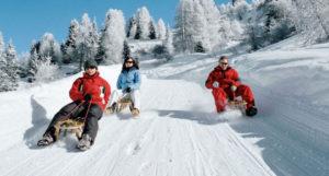 зимний отдых в Адыгеи