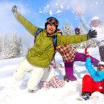 отдых в Адыгеи зимой