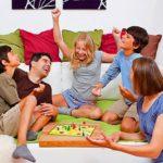 игры в семейном кругу