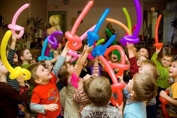 конкурсы на день рожденья для детей
