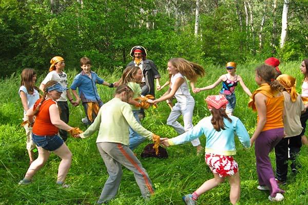 Конкурсы на природе для 2 класса