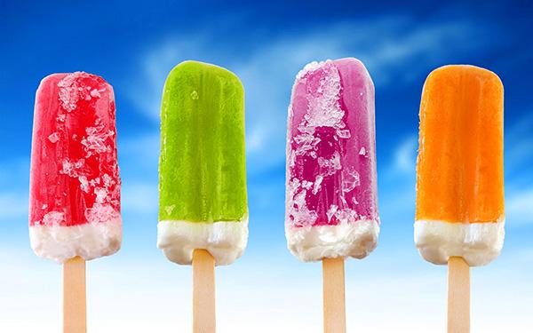 домашнее мороженое фруктовое