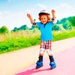 как выбрать ролики для ребенка